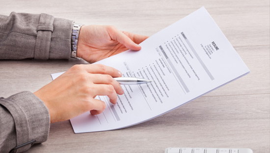 Resume Writing Service  Resume Editing